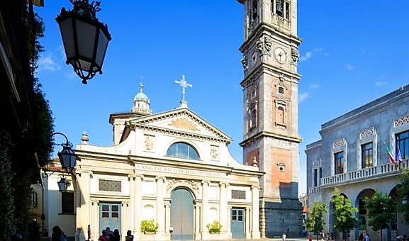 La Basilica di San Vittore a Varese