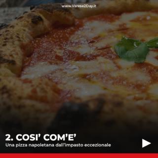pizzerie varese