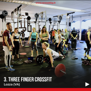 Three Fingers Crossfit