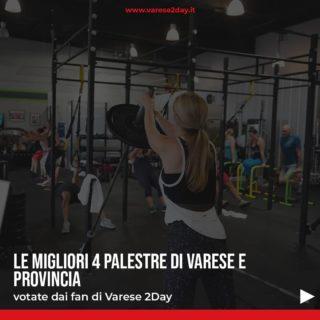 Palestre Varese: le Migliori 5 secondo i fan di Varese 2Day
